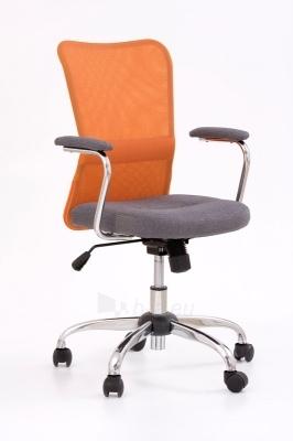 Jaunuolio kėdė ANDY oranžinė Paveikslėlis 1 iš 2 250462100015