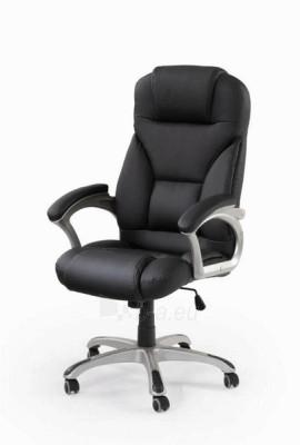 Biuro kėdė vadovui DESMOND (juoda) Paveikslėlis 1 iš 3 250462200034
