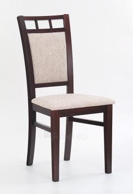 Kėdė FRANCO (tamsus riešutas) Paveikslėlis 1 iš 1 250405120036