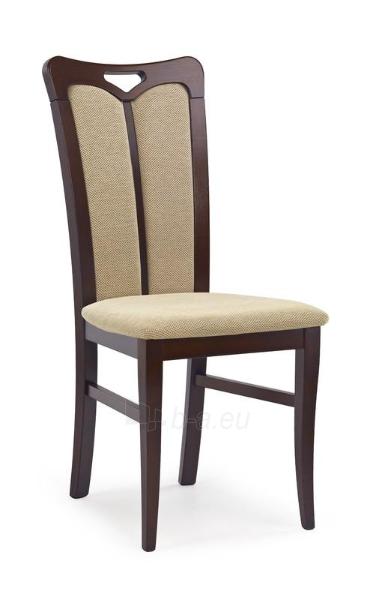 Valgomojo kėdė HUBERT 2 (tamsus riešutas) Paveikslėlis 1 iš 1 250405120021