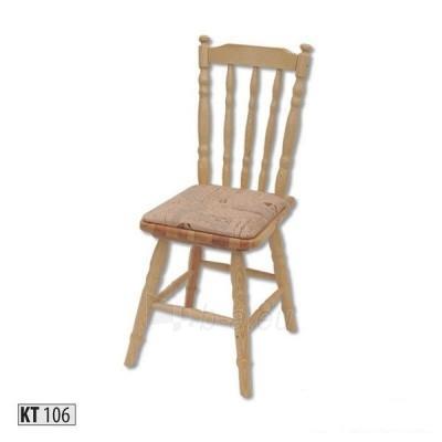 Kėdė KT106 Paveikslėlis 1 iš 2 250405480006