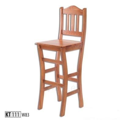 Kėdė KT111 Paveikslėlis 1 iš 2 250405480011