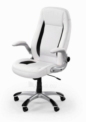 Biuro kėdė darbuotojui SATURN balta Paveikslėlis 1 iš 1 250462200042