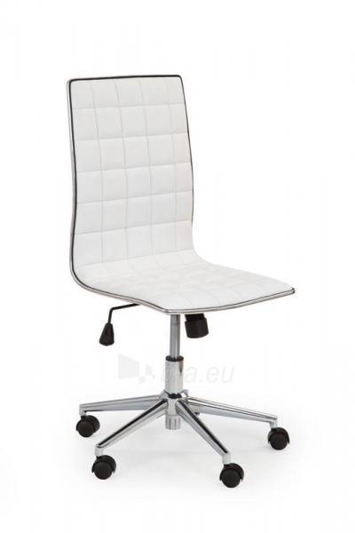 Biuro kėdė darbuotojui TIROL balta Paveikslėlis 1 iš 1 250462100037