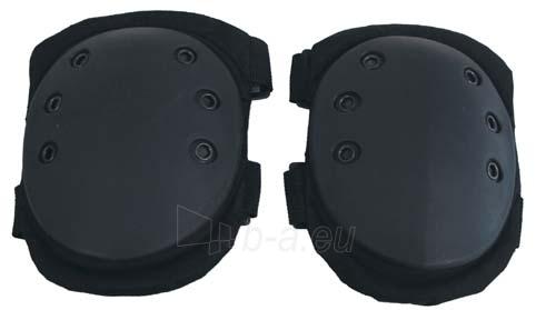 Kelių apsaugos, kariškos, juodos Paveikslėlis 1 iš 1 251530100009