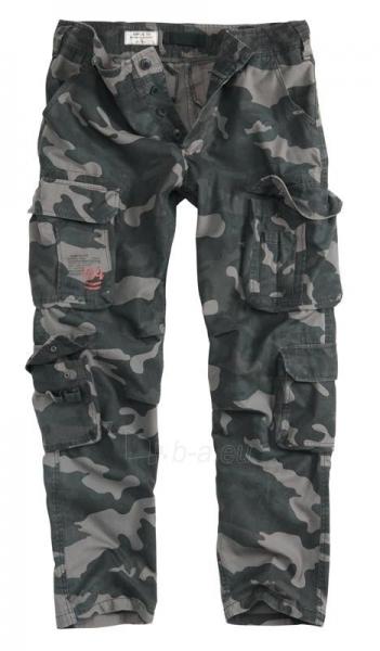 Kelnės Airborne Trousers Slimmy BlackCamo SURPLUS Paveikslėlis 1 iš 1 251510400002