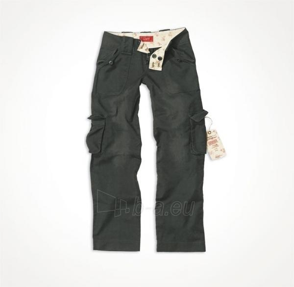 Kelnės moteriškos juodos taktinės - Ladies Trousers vintage Surplus Paveikslėlis 1 iš 1 251510400079