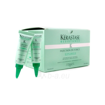 Kerastase Resistance Injection De Force Cosmetic 600ml Paveikslėlis 1 iš 1 250832400131