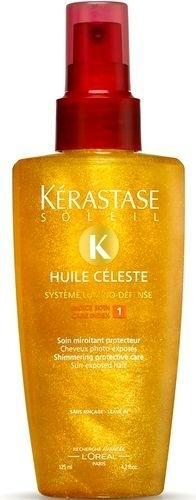 Kerastase Soleil Huile Céleste Protective Care Cosmetic 125ml Paveikslėlis 1 iš 1 250832400035
