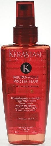 Kerastase Soleil Micro Voile Protecteur Cosmetic 125ml Paveikslėlis 1 iš 1 250832400038
