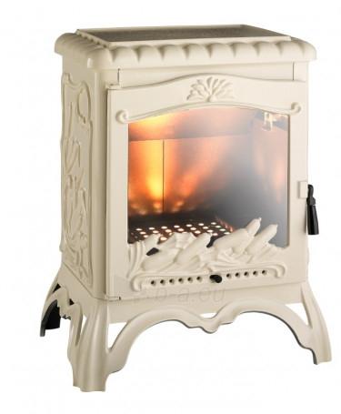 Ketinė krosnelė Invicta Chambord, spalva dramblio kaulo spalvos emalis Paveikslėlis 1 iš 1 271330000439