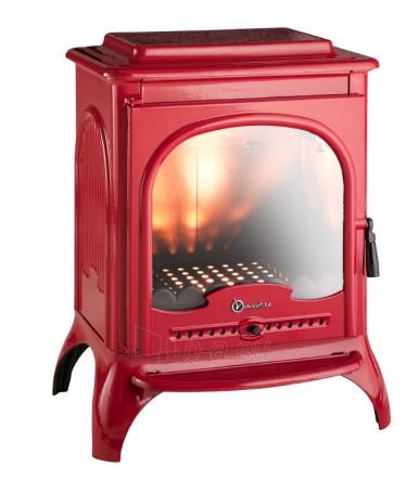 Ketinė krosnelė Invicta Seville, spalva em, raudona Paveikslėlis 1 iš 1 271330000451
