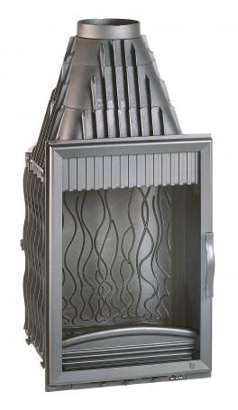 Ketinis židininio ugniakuras Invicta 850 | su prizminiu stiklu LO Paveikslėlis 1 iš 1 271330000143