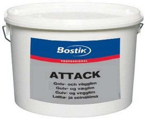 Klijai Bostik Attack 10 ltr. Paveikslėlis 1 iš 1 236780400057