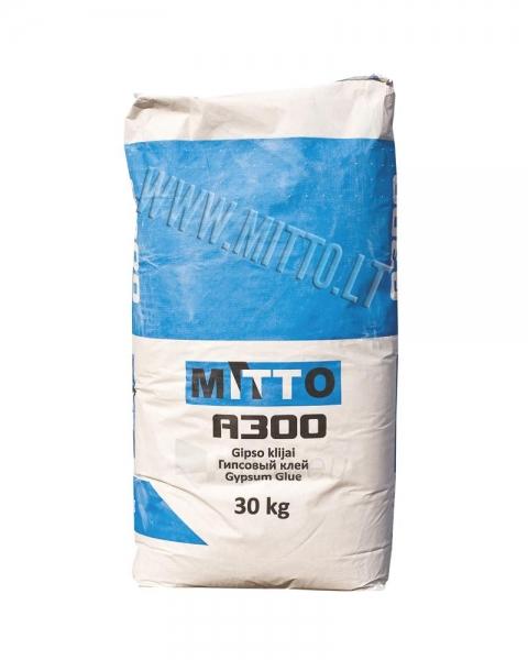 Gypsum glue GKP MITTO A300 30kg Paveikslėlis 1 iš 1 236780300006
