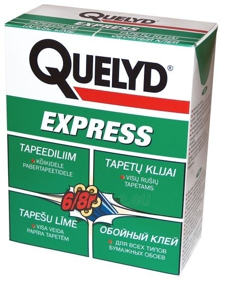 Wallpaper adhesive Quelyd EXPRESS 250gr. Paveikslėlis 1 iš 1 236780700008
