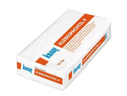 Knauf mortar glue for polystyrene - Klebespachtel P 25 kg Paveikslėlis 1 iš 1 236780200020