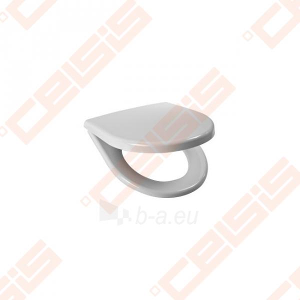 toilet JIKA Lyra plus SlowClose cover | floorstanding clozets Paveikslėlis 1 iš 1 270713000230