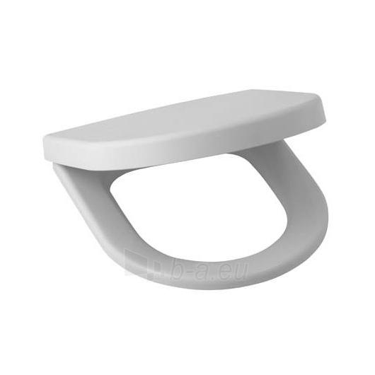 toilet cover JIKA-MIO Slowclose with antibacterial efektu Paveikslėlis 1 iš 1 270713000223