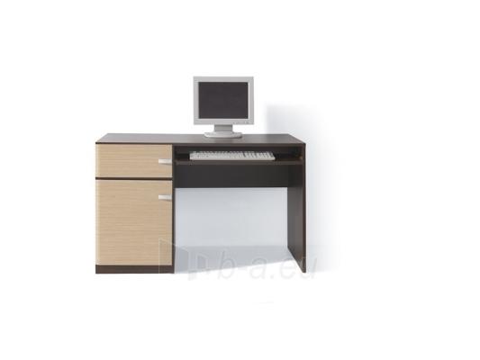 Kompiuterio stalas BIU/120-1D1S Paveikslėlis 1 iš 1 250403105042