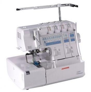 Krašto apmėtymo, grandininio dygsnio siuvimo mašina Janome 1200D Paveikslėlis 1 iš 1 250110100107