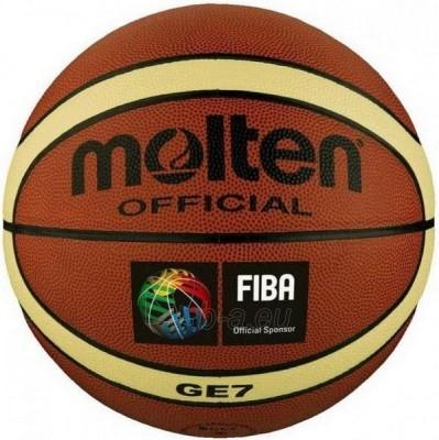 Krepšinio kamuolys MOLTEN BGE6 Paveikslėlis 1 iš 1 250520101002