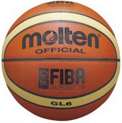 Krepšinio kamuolys MOLTEN BGL6-X Paveikslėlis 1 iš 1 250520101024