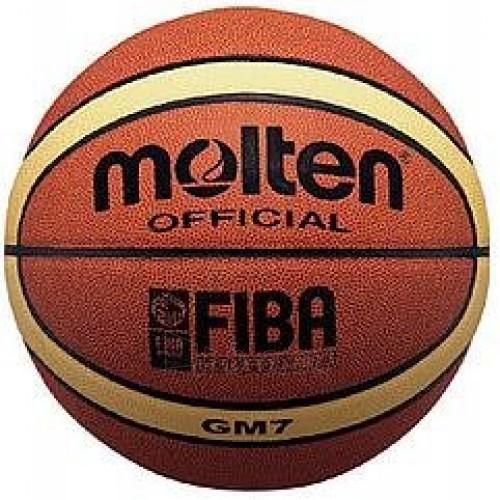 Krepšinio kamuolys MOLTEN BGM7 Paveikslėlis 1 iš 1 250520101007