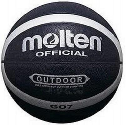 Krepšinio kamuolys MOLTEN BGO7BS Paveikslėlis 1 iš 2 250520101028