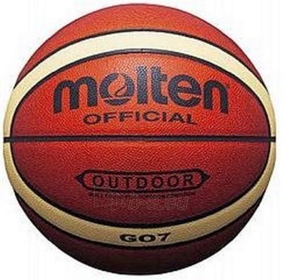 Krepšinio kamuolys MOLTEN BGO7 Paveikslėlis 1 iš 2 250520101027