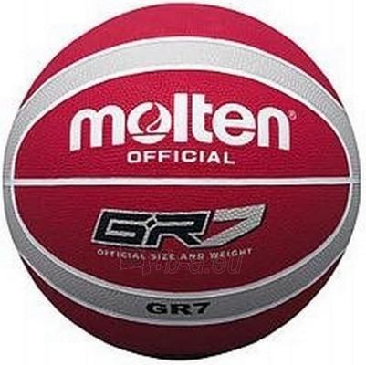Krepšinio kamuolys MOLTEN BGR7-WRS Paveikslėlis 1 iš 1 250520101022