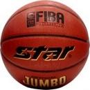 Krepšinio kamuolys STAR JUMBO Nr.5 Paveikslėlis 1 iš 1 250520101014