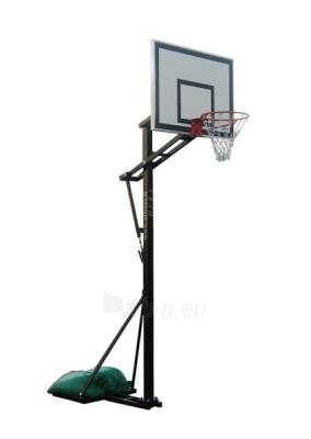Krepšinio stovas Hera (skaidri akrilinė lenta) Paveikslėlis 1 iš 2 250520700004