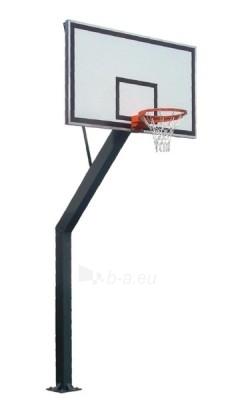 Krepšinio stovas Titanas 120 (skaidri akrilinė lenta) Paveikslėlis 1 iš 2 250520700014