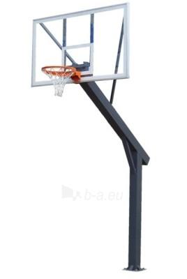 Krepšinio stovas Titanas 150 (grūdinto stiklo lenta) Paveikslėlis 1 iš 2 250520700018