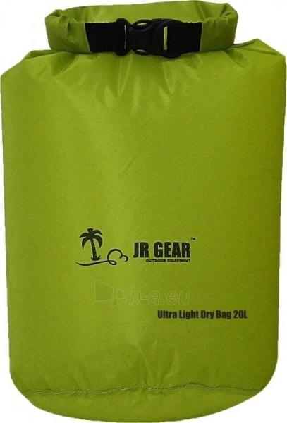 Krepšys Dry Bag 20L JR Gear, atsparus vandeniui Paveikslėlis 1 iš 1 251530200040
