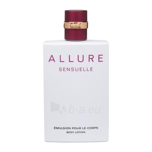 Kūno losjonas Chanel Allure Sensuelle Body lotion 200ml Paveikslėlis 1 iš 1 250850200063