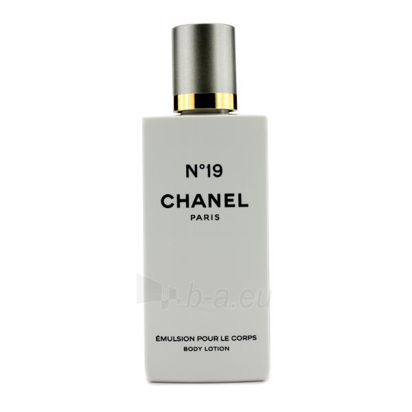 Kūno losjonas Chanel No. 19 Body lotion 200ml Paveikslėlis 1 iš 1 250850200265