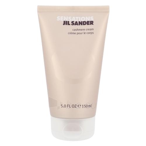 Body lotion Jil Sander Sensations Body lotion 150ml Paveikslėlis 1 iš 1 250850200586