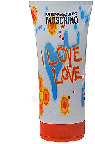 Body lotion Moschino I Love Love Body lotion 200ml Paveikslėlis 1 iš 1 250850200452