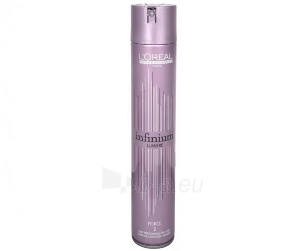 L´Oreal Paris Infinium Lumiere 2 Hairspray Cosmetic 500ml Paveikslėlis 1 iš 1 250832500195