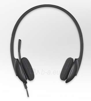 LOGITECH USB HEADSET H340 Paveikslėlis 1 iš 1 250212000473