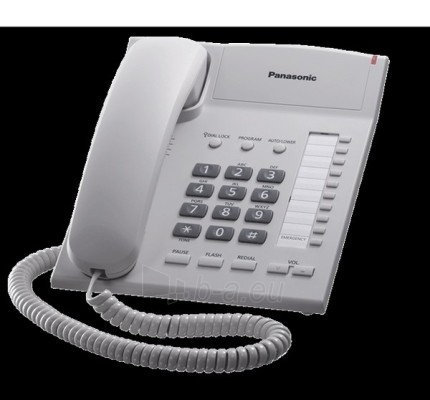 Laidinis telefonas PANASONIC KX-TS820FXW Paveikslėlis 1 iš 1 250234000002