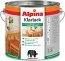 Lakas Alpina Klarlack (blizgus) 2,5 ltr. Paveikslėlis 1 iš 1 236590000119