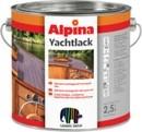 Lakas Alpina Yachtlack 0,75 ltr. Paveikslėlis 1 iš 1 236590000130