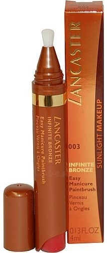 Lancaster Infinite Bronze Easy Manicure Paintbrush Cosmetic 4ml (color Deep orange) Paveikslėlis 1 iš 1 250874000074