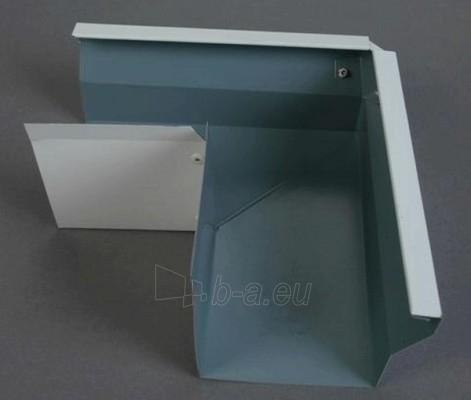 Latako kampas išorinis 60x80 mm stačiakampis (cinkuotas) Paveikslėlis 1 iš 1 237520500237