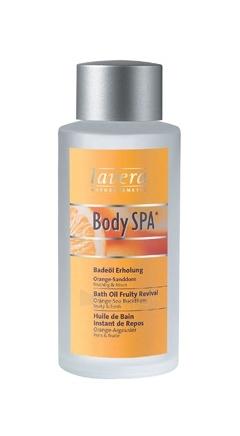 Lavera Bath Oil Orange-Sea Buckthorn Cosmetic 80g Paveikslėlis 1 iš 1 250897000011