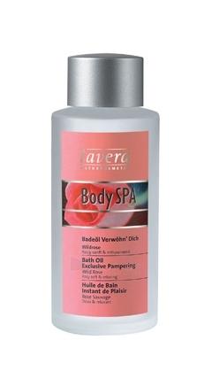 Lavera Bath Oil Wild Rose Cosmetic 80g Paveikslėlis 1 iš 1 250897000008
