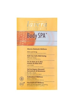 Lavera Bath Salt Milk and Honey Cosmetic 80g Paveikslėlis 1 iš 1 250897000003
